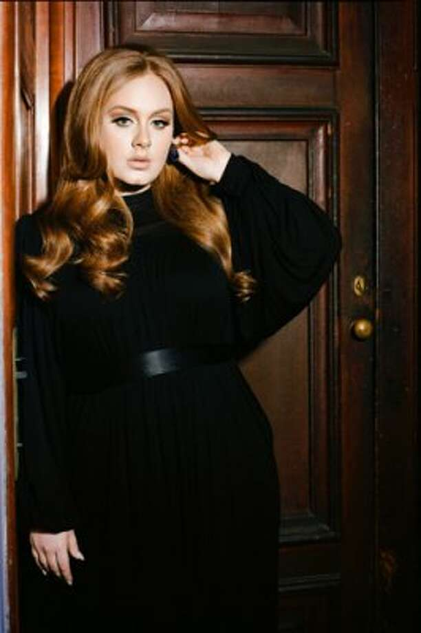 Confirmed:Big hits and bigger hair for Adele.