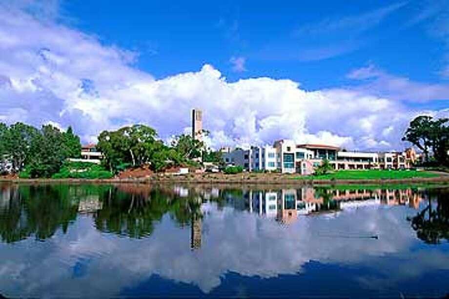 2. University of California-Santa Barbara