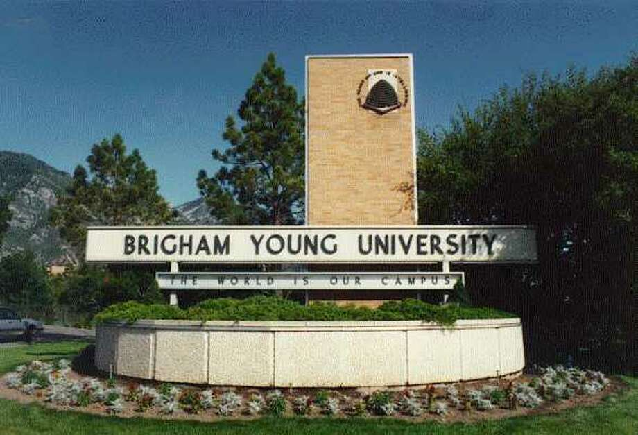 ...and on the other side of the spectrum, here are the top 20 sober schools:1. Brigham Young University