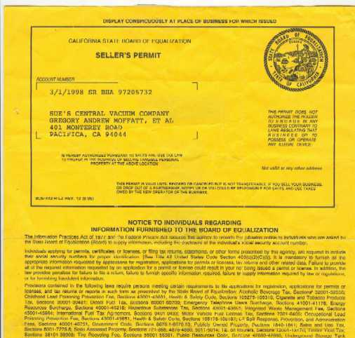 Sellers Permit Vs Resale Certificate: New Business Licenses Issued In The Woodlands