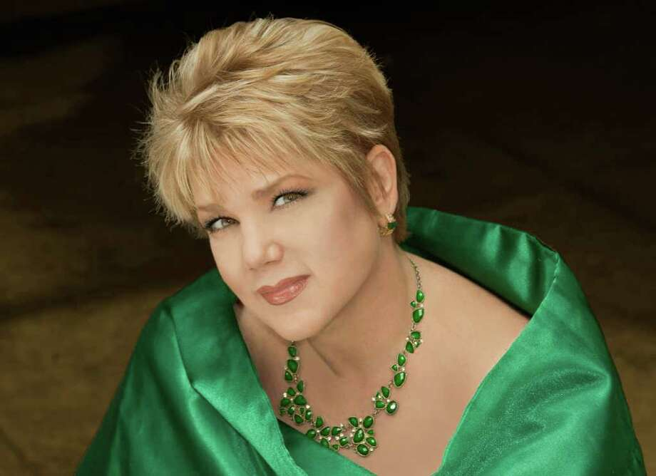 Jazz singer and cabaret crooner Sue Matsuki will present âÄúElla & MeâÄù at the Palace Theatre in Danbury on Saturday, March 3. Photo: Contributed Photo