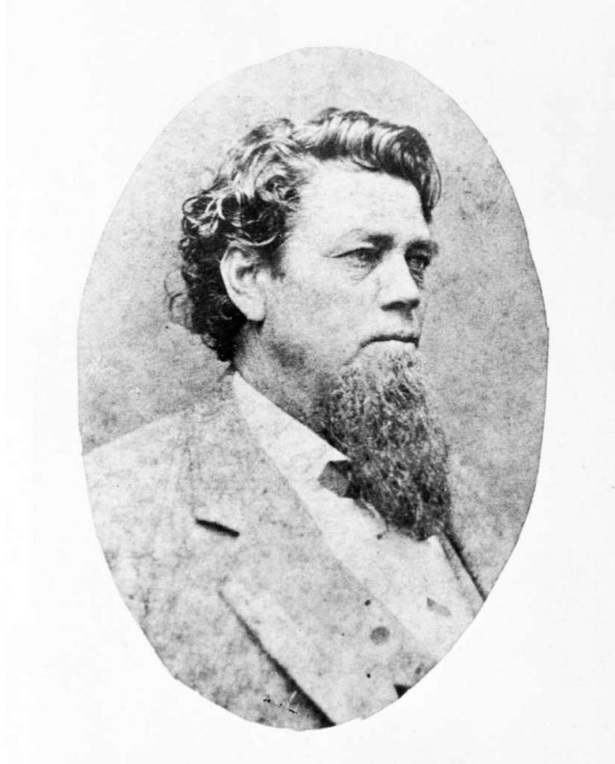 The town of Kingsville, Texas is named for Richard King, the founder and owner of the King Ranch. He was born in 1824 in New York City.