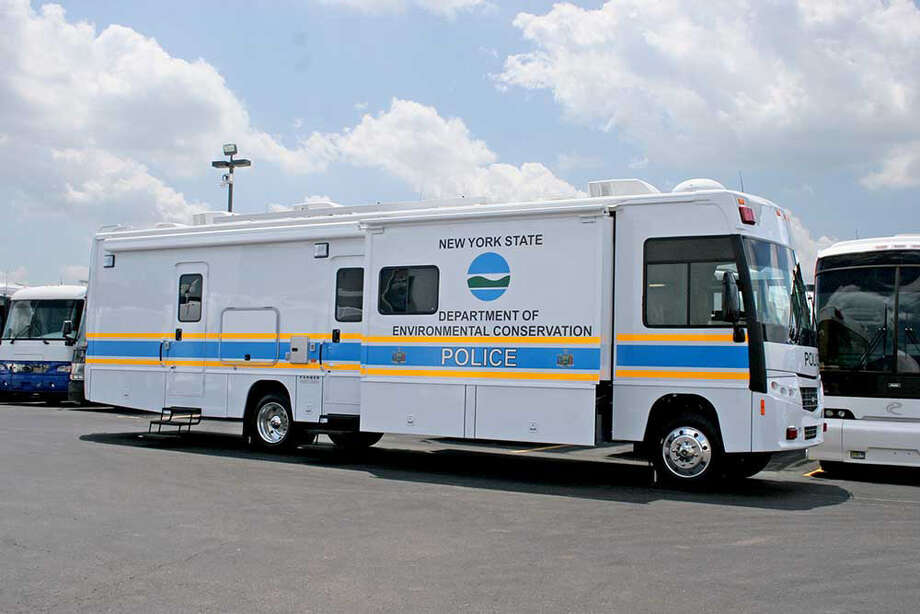 New York State Department of Environmental Conservation Mobile Command Center