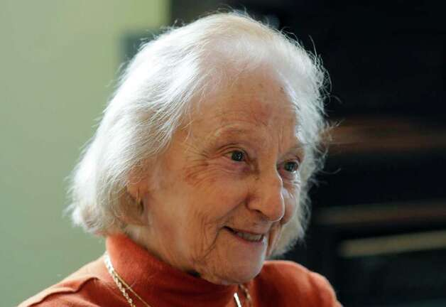 Eighty-six-year-old Rosemaire Conlon a resident of the Beltrone Living Center in Colonie, N.Y. Wednesday Feb.22, 2012. ( Michael P. Farrell/Times Union) Photo: Michael P. Farrell