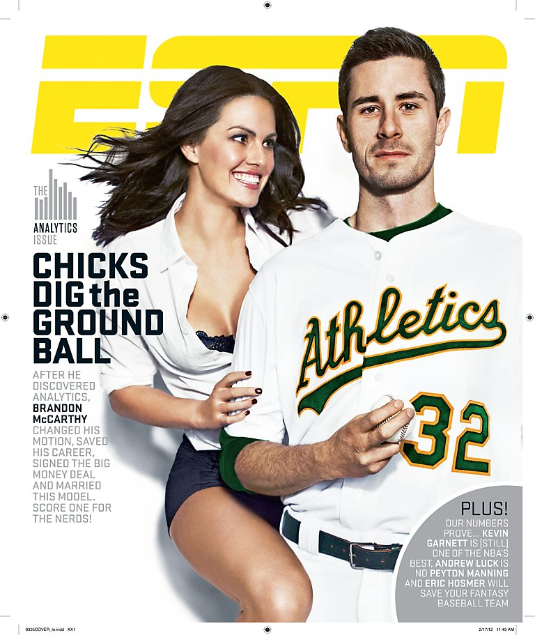 McCarthys surprised to be on ESPN magazine cover - SFGate