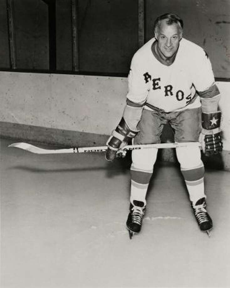 Gordie Howe – You had to be here to have appreciated how special it was to have Mr. Hockey skating on Houston ice for the original Aeros. Picture Babe Ruth coming out of retirement to lead the Astros to a couple World Series. Howe was the WHA's MVP at 46. Unreal.