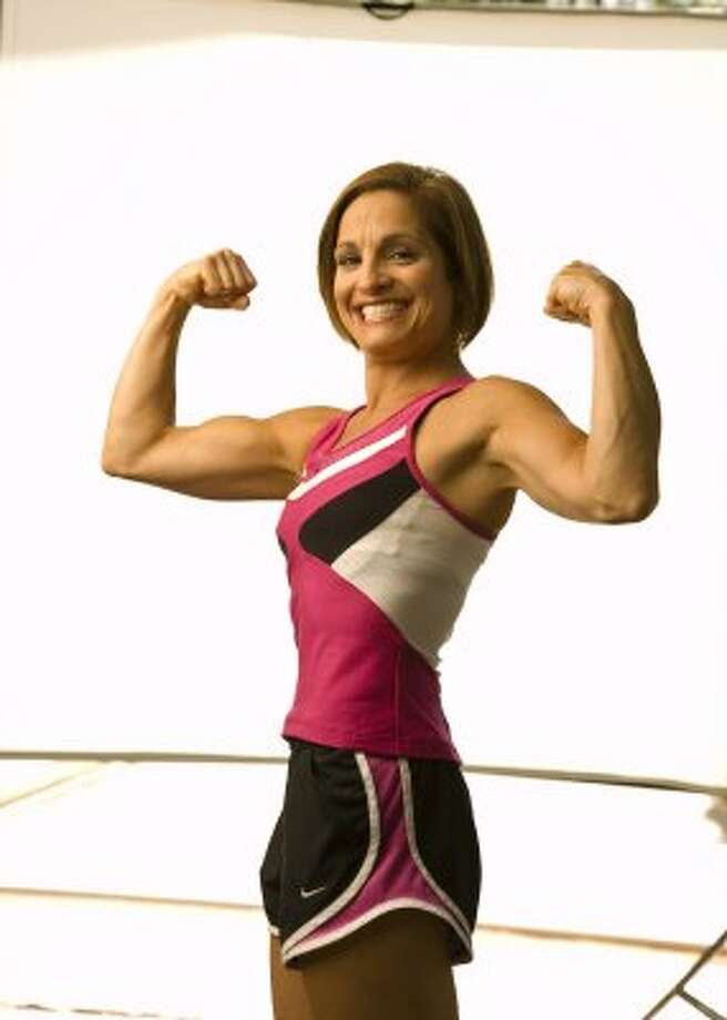 "Mary Lou Retton won the all-around gold medal at the 1984 Olympics and made the cover of the Wheaties box. She's a popular choice now as a TV analyst for gymnastics and has appeared on TV shows such as ""Baywatch."""