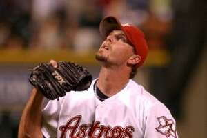 Billy Wagner –   Enter Sandman, exit opposing hitters. The Astros' heat-seeking closer (1995-2003) holds the franchise record for saves (225) and was as quick with a quip as with a fastball.   (Karen Warren / Houston Chronicle)