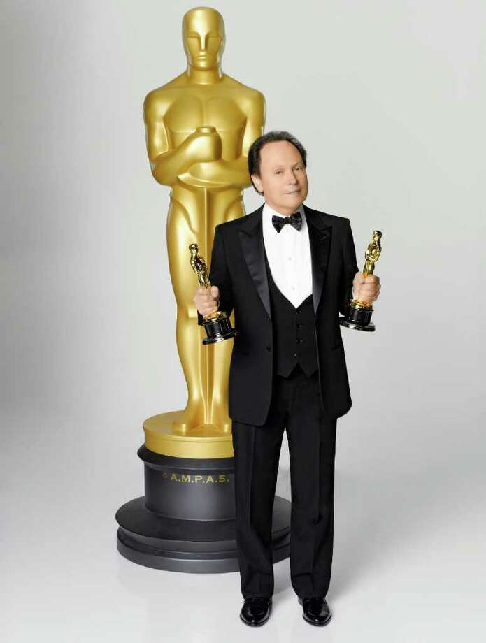 THE 84TH ACADEMY AWARDS(r) - Billy Crystal serves as host for the 84th Academy Awards, which will be presented on Sunday, February 26, 2012, from the Hollywood & Highland Center(r) and televised live by the ABC Television Network. Photo: Bob D'Amico, ABC / © 2012 American Broadcasting Companies, Inc. All rights reserved.