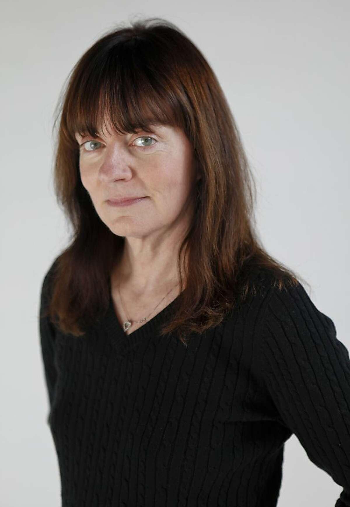 Sunday Datebook editor Sue Adolphson is seen on Wednesday, Feb. 2, 2011 in San Francisco, Calif.