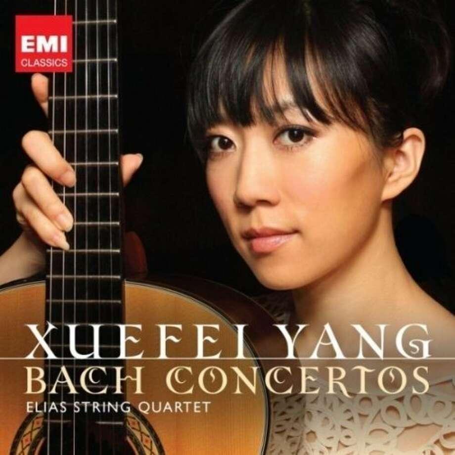 CD cover. Photo: EMI Classics