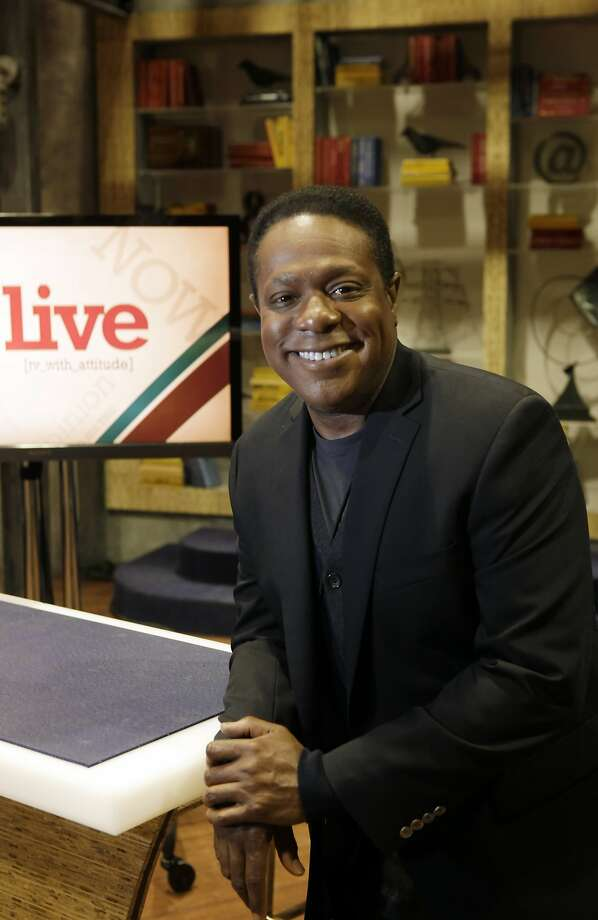 Brian Copeland is an actor, comedian and on-air personality. Photo: Carlos Avila Gonzalez, The Chronicle