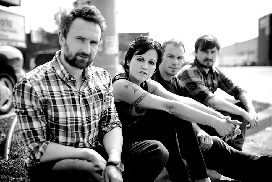 The Cranberries, 2012. Photo: Downtown