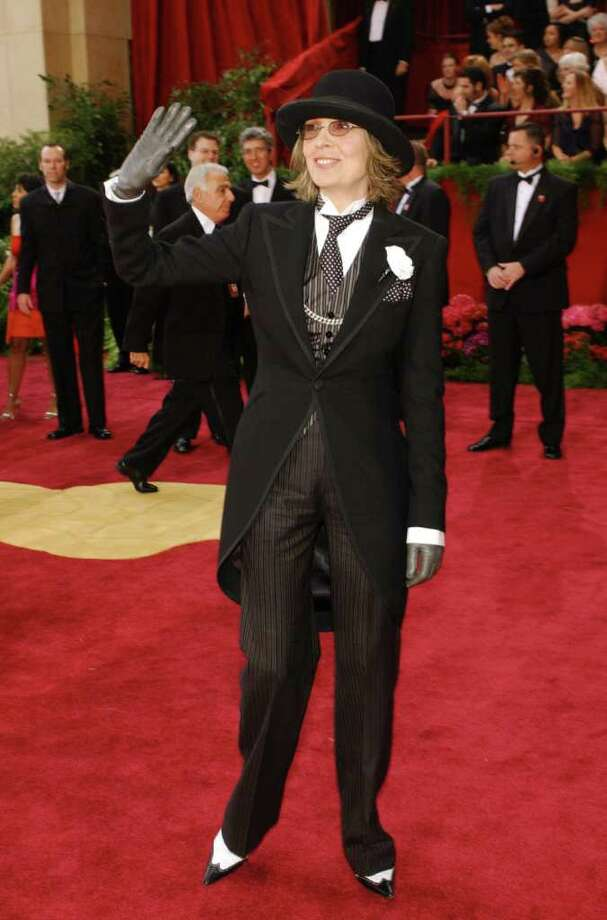 Diane Keaton, 2004. Photo: Vince Bucci, Getty Images / 2004 Getty Images