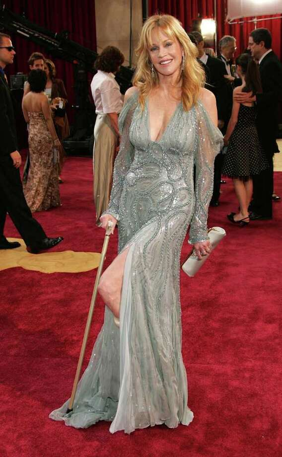 Melanie Griffith, 2005. Photo: Vince Bucci, Getty Images / 2005 Getty Images