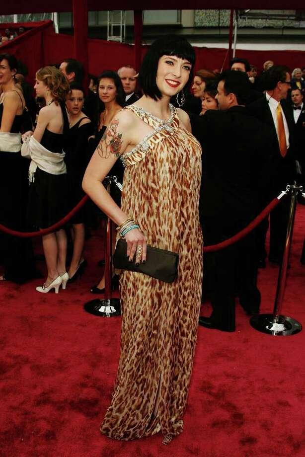 Diablo Cody, 2008. Photo: Frazer Harrison, Getty Images / 2008 Getty Images