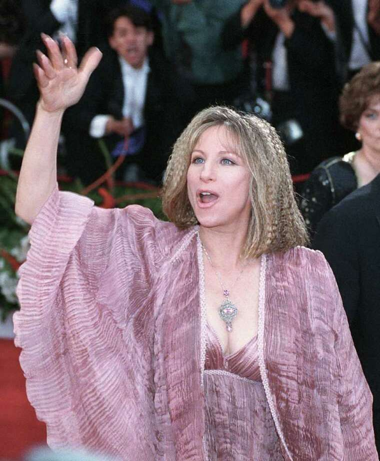 Barbra Streisand, 1992. Photo: MARK J. TERRILL, ASSOCIATED PRESS / AP1992