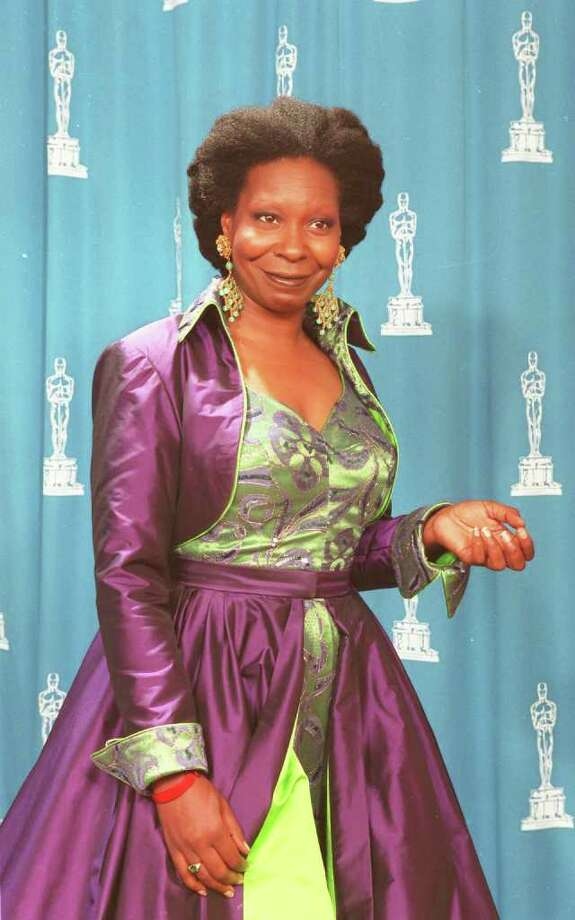 Whoopi Goldberg, 1993.  Photo: ASSOCIATED PRESS / AP1993