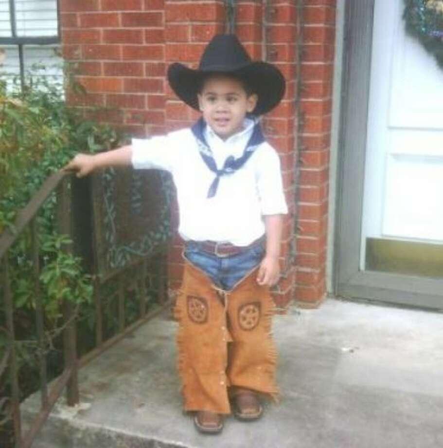 Evan the Cowboy (Super-Mex / chron.com)