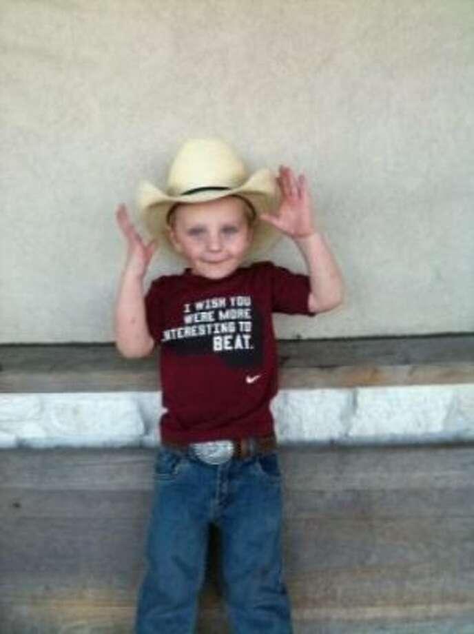 Cowboy Kayson (Crimdelacreme / chron.com)