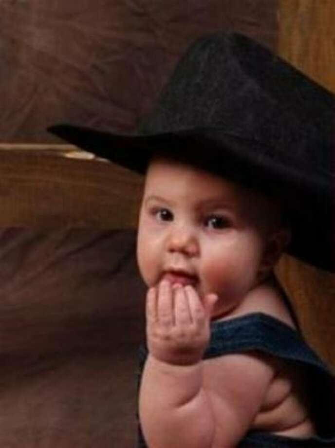 My little Cowboy! (Shayashly / chron.com)