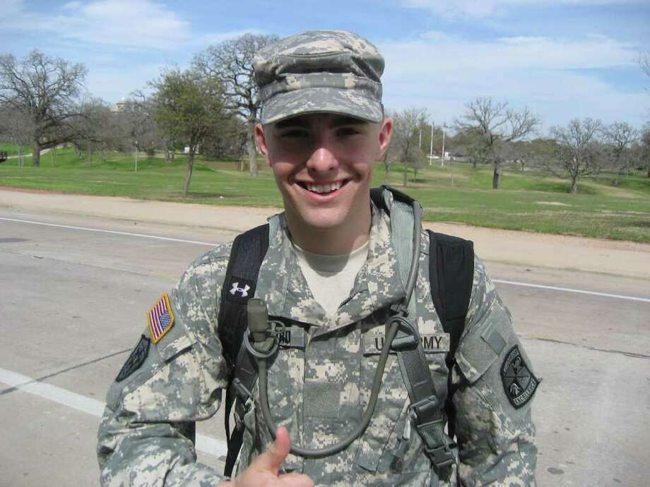 "DAKOTA RELFORDFreshman, Texas A&MCorps of Cadets memberMajor: HistoryCaledonia, Michigan""Affirmative action just means someone who has better merit probably won't get into the university because they're trying to meet a quota. Affirmative action is from a bygone era. It's trying to fix something that was broken a long time ago. The problems have been addressed, and if you want to get into a college you need to make sure your application is good. Just checking a box on the application shouldn't help you."" Photo: Express-News"