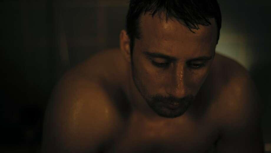 "Matthias Schoenaerts as ""Jacky Vanmarsenille"" in, ""Bullhead."" Photo: Drafthouse Films"