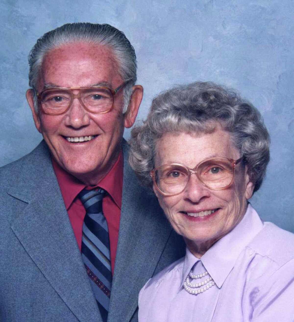 """Gordon and Margie Brandon. Gordon A. Brandon Sr., and his wife, Margaret """"Margie"""" Brandon, met as kids in Sunday school and were married for 65 years. They lived most of that time in their home on Bertha Street, where they both died, side by side, two days apart this week. He was 88 and she was 90. They were ordinary people with an extraordinary love story."""