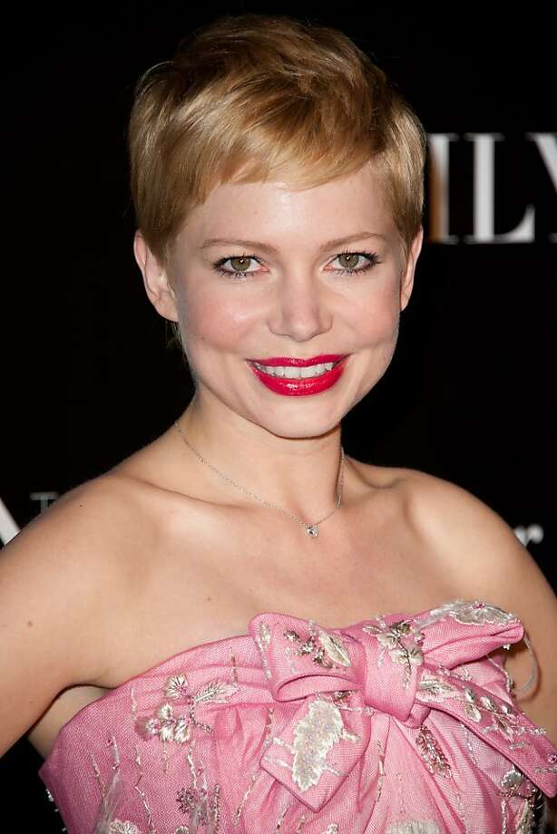 Michelle Williams in 2012. Photo: Francois Durand, Getty Images