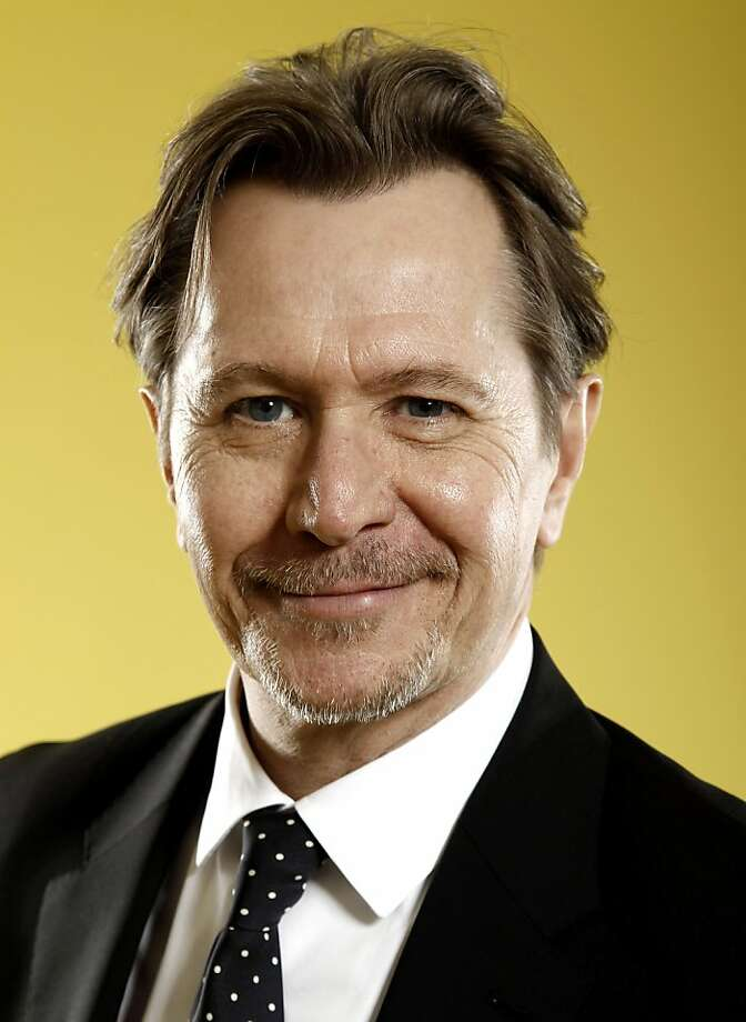Actor Gary Oldman poses for portrait at the Academy Awards Nominees Luncheon in Beverly Hills, Calif., Monday, Feb. 6, 2012.  The 84th Academy Awards will be held Feb. 26, 2012.  (AP Photo/Matt Sayles) ITALY OUT Photo: Matt Sayles, Associated Press