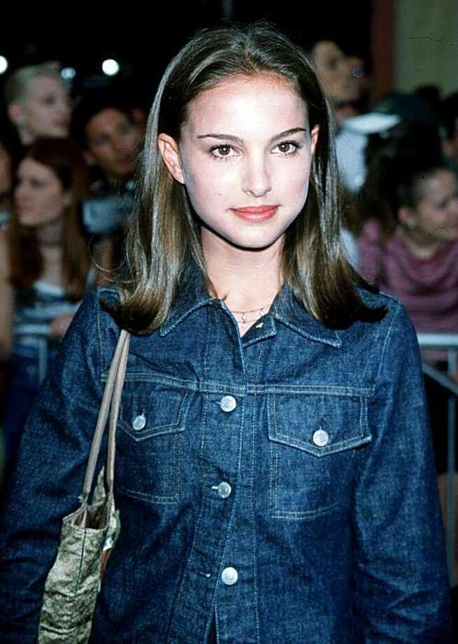 Natalie Portman, July 21, 1998, age 17. Photo: File Photo