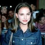 Natalie Portman, July 21, 1998, age 17.