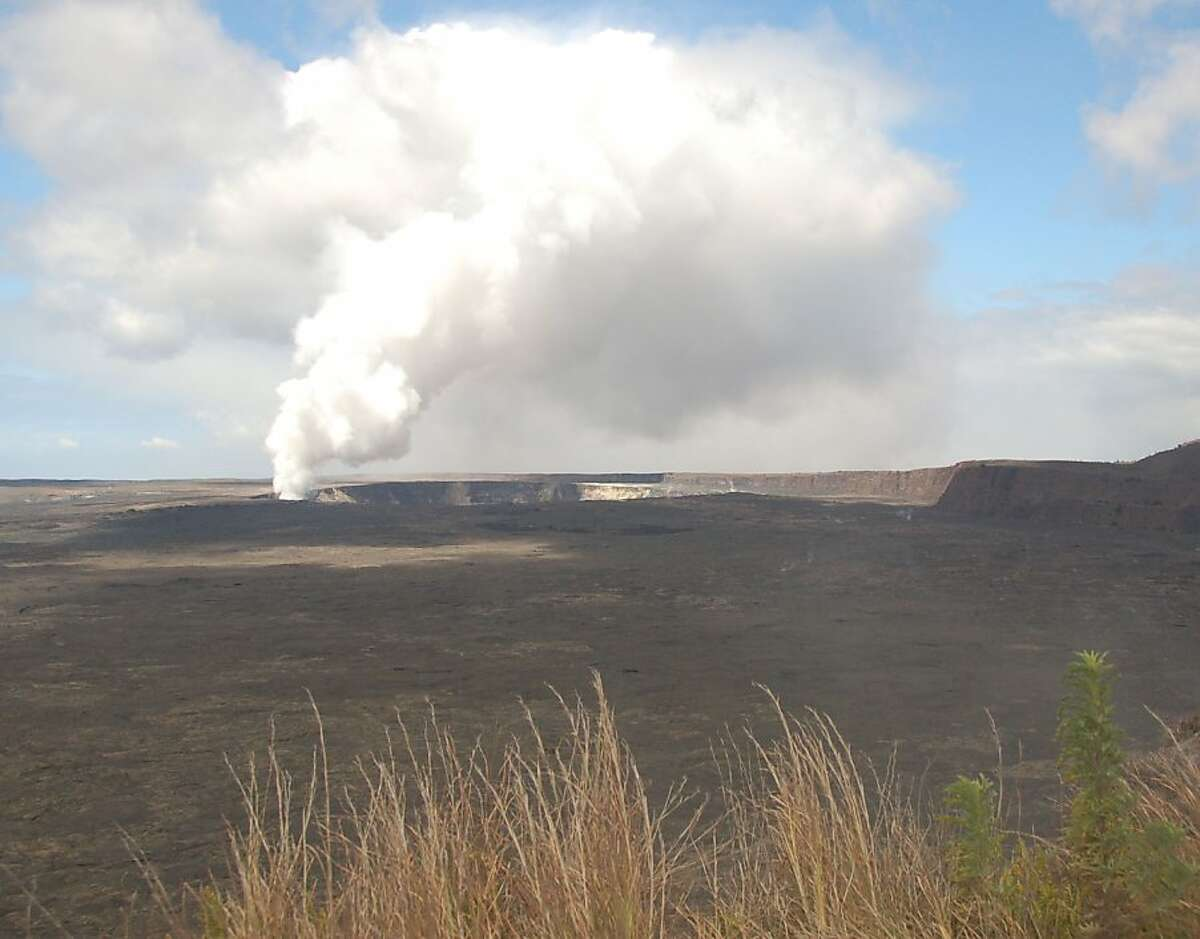 The continuing eruption of Kilauea in Hawaii Volcanoes National Park is a reminder of nature's power, which can attract visitors who overestimate their own.
