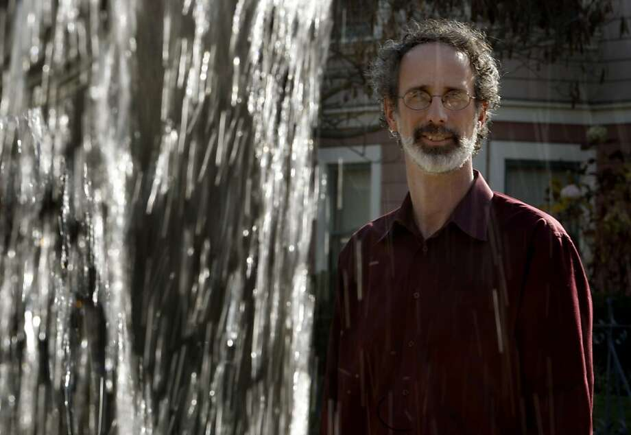 Scientist Peter Gleick, a prominent figure in the climate change debate Photo: Paul Chinn, The Chronicle