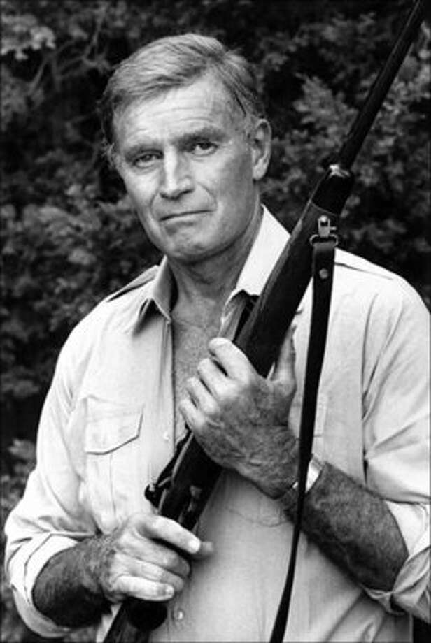 "Charlton Heston, who passed away in 2008, was diagnosed with neurological symptoms ""consistent with Alzheimer's disease"" in 2002."