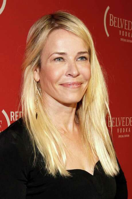HOLLYWOOD, CA - FEBRUARY 09:  Comedian/actress Chelsea Handler arrives at the (Belvedere) RED Pre-Grammys Party with Mary J Blige held at Avalon on February 9, 2012 in Hollywood, California.  (Photo by Christopher Polk/Getty Images For (Belvedere) RED) Photo: Christopher Polk, Staff / 2012 Getty Images