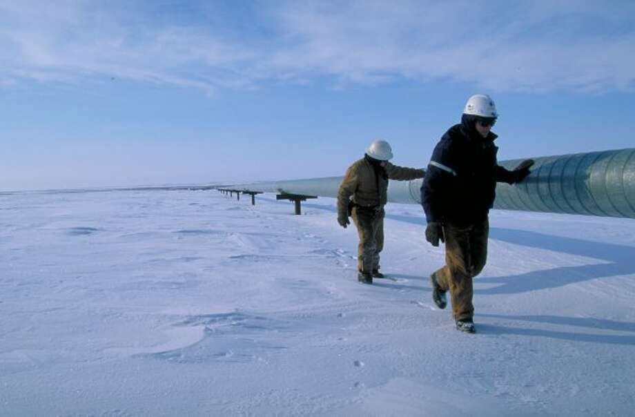 In 1992, ConocoPhillips' Polar Lights project with Lukoil became the first U.S.-Russian venture to develop a new oil field. The project became mired in Russian bureaucracy.