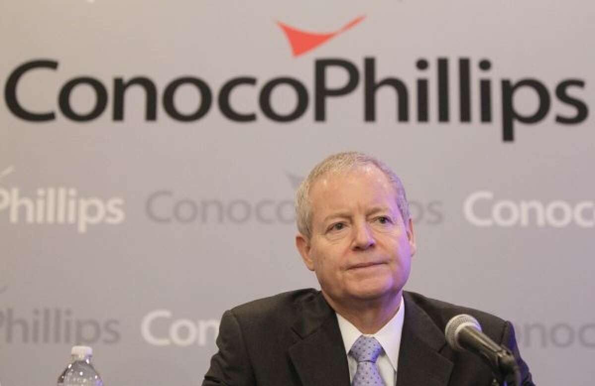 $27.7 million:Former CEO ConocoPhillips Jim Mulva made $27.7 million in direct compensation last year. For that amount of money, Mulva could buy 8.5 million gallons of gasoline.
