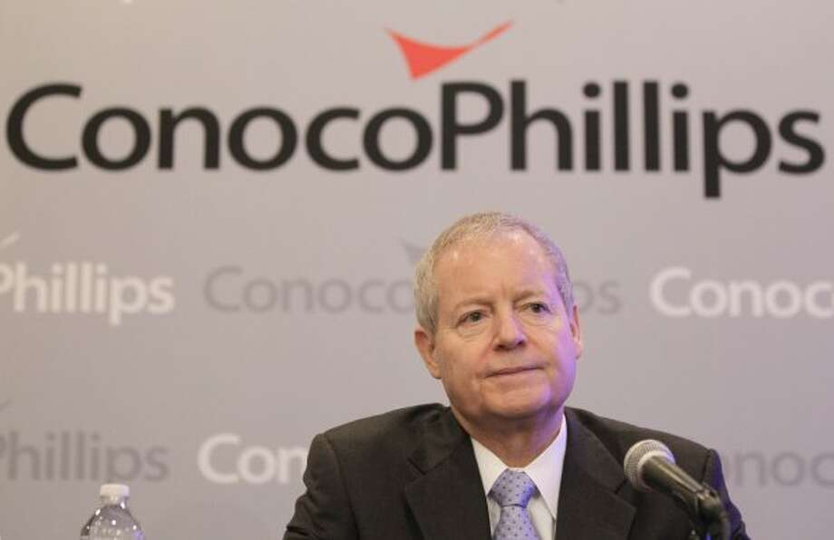 Former CEO ConocoPhillips Jim Mulva made $27.7 million in direct compensation last year. For that amount of money, Mulva could buy 8.5 million gallons of gasoline.