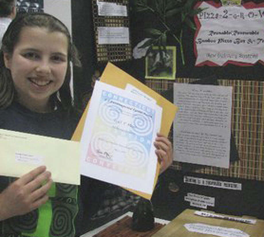 The memory of Tess Meisel, a Westport 12-year-old killed in a Maine traffic accident last year, will be honored in a March 17 program at the Westport Public Library. Photo: File Photo / Westport News