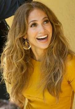 """Jennifer Lopez portrayed """"Selena"""" in the 90s movie of the same name. (Karel Navarro / AP)"""