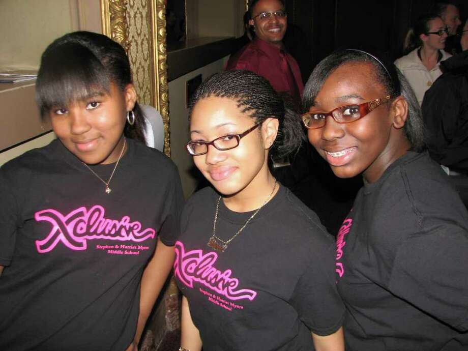 Were you SEEN at The Annual Black History Month Step Show celebrating African American Culture in the Capital Region at the Palace Theatre in Albany on Friday, Feb. 24, 2012? Photo: Kristi Gustafson Barlette/Times Union