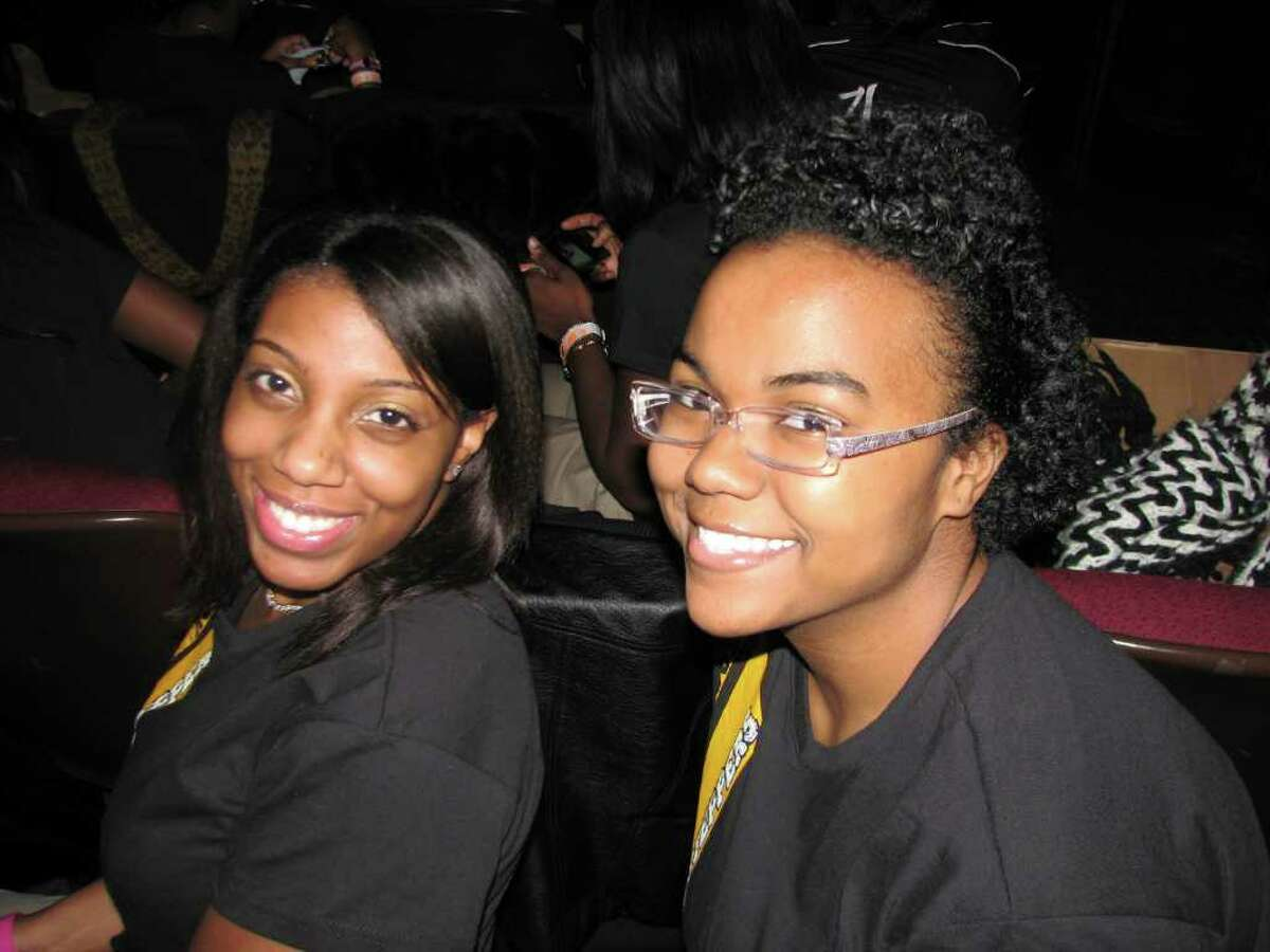 Were you SEEN at The Annual Black History Month Step Show celebrating African American Culture in the Capital Region at the Palace Theatre in Albany on Friday, Feb. 24, 2012?