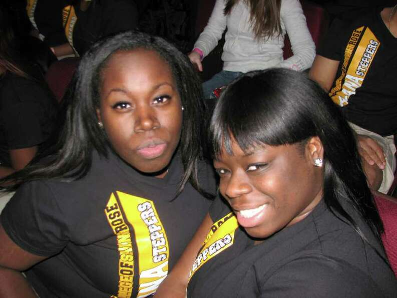 Were you SEEN at The Annual Black History Month Step Show celebrating African American Culture in th