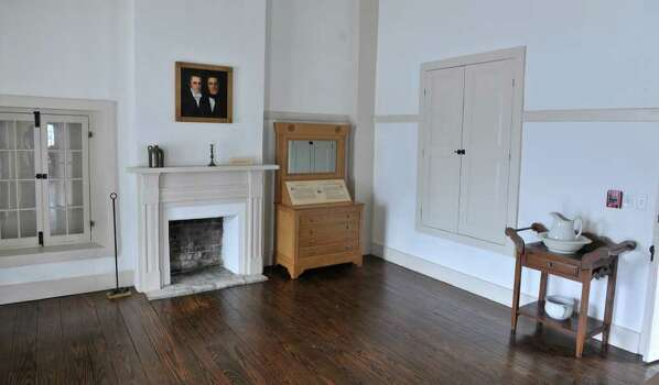 "The Casa Navarro State Historic site features ""modern interactive exhibits"" after of the former home of Jose Antonio Navarro, a signer of the Texas Declaration of Independence. Photo: Robin Jerstad, Robin Jerstad/For The Epress-News"