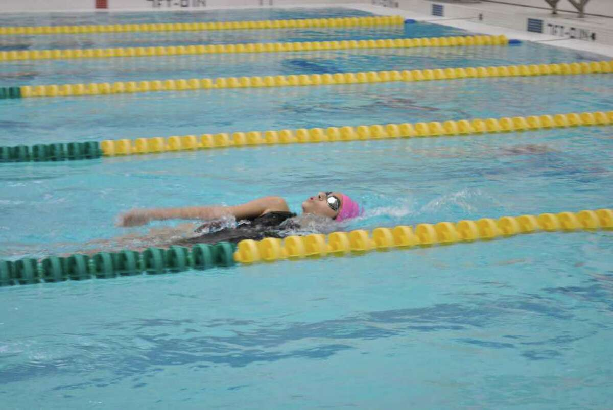The Greenwich Boys and Girls Club Swim A Thon was held on February 25 in Greenwich.