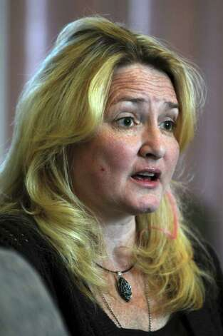 "Halfmoon Supervisor Melinda ""Mindy"" Wormuth. (Philip Kamrass / Times Union ) Photo: Philip Kamrass / 00015233A"
