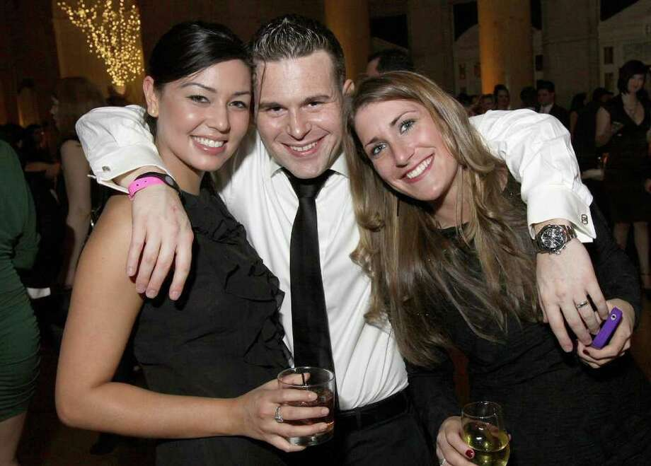 """Were you SEEN at SPAC's Second Annual Winter Ball -- """"BOND: Shaken not Stirred"""" -- at the Hall of Springs in Saratoga Springs on Saturday, Feb. 25, 2012? (Joe Putrock / Special to the Times Union)"""