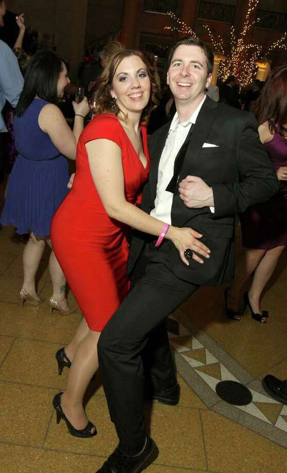 "Were you SEEN at SPAC's Second Annual Winter Ball -- ""BOND: Shaken not Stirred"" -- at the Hall of Springs in Saratoga Springs on Saturday, Feb. 25, 2012? (Joe Putrock / Special to the Times Union)"