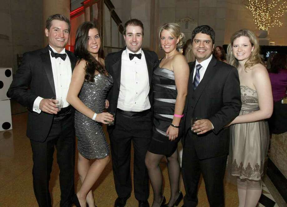 "Were you SEEN at SPAC's Second Annual Winter Ball -- ""BOND: Shaken not Stirred"" -- at the Hall of Springs in Saratoga Springs on Saturday, Feb. 25, 2012? Photo: Joe"